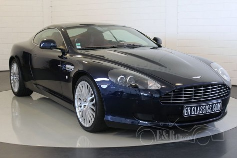 Aston Martin DB9 Coupe V12 2010 kaufen