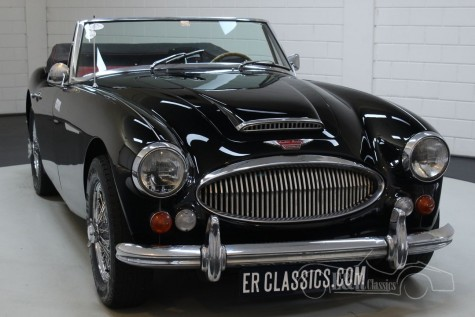 Austin Healey 3000 MKIII BJ8 1966 kaufen