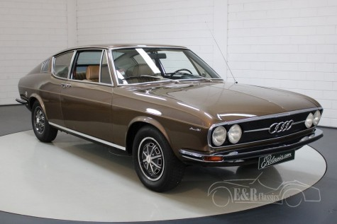 Audi 100 Coupé S 1973 kaufen