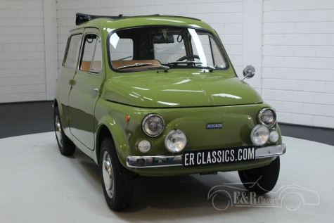 Fiat 500 Autobianchi Giardiniera 1973  kaufen