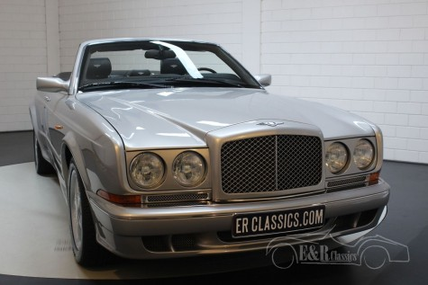 Bentley Azure Mulliner Wide Body 2001 kaufen