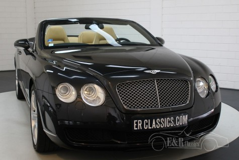 Bentley Continental GTC 6.0 W12 2007 kaufen