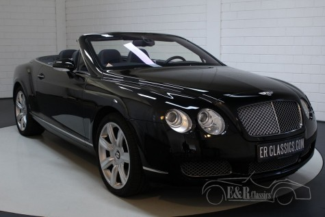 Bentley Continental GTC 2007 kaufen