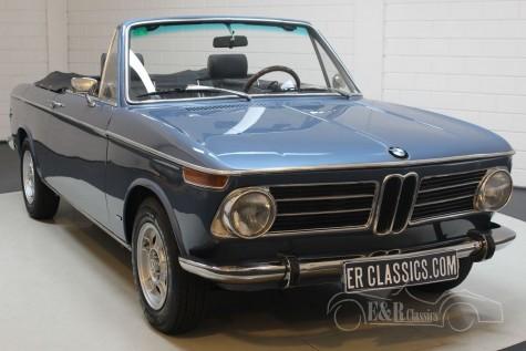 BMW 1600 Baur kabriolett 1970 kaufen