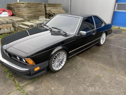 BMW 633 CSI  kaufen