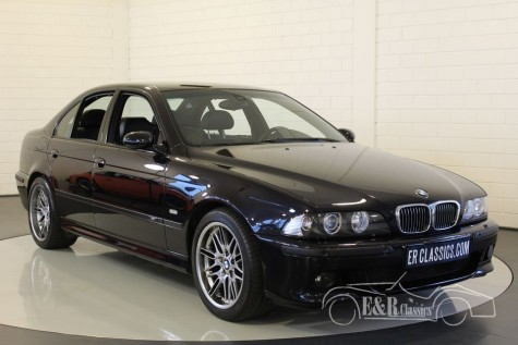 BMW M5 E39 2002  kaufen