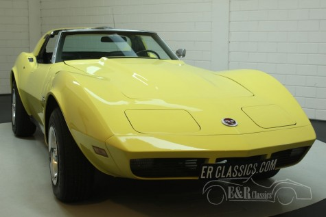 Chevrolet Corvette C3 Targa Stingray 1974 kaufen