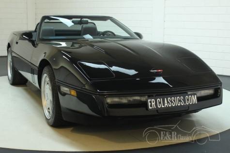 Chevrolet Corvette C4 1986 Kabriolett  kaufen