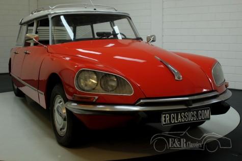Citroën ID20 Break Familiale 1970 kaufen