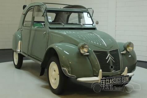 Citroën 2CV AZ 1957 kaufen