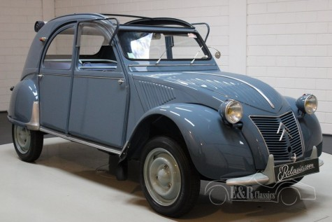 Citroën 2CV 1959  kaufen