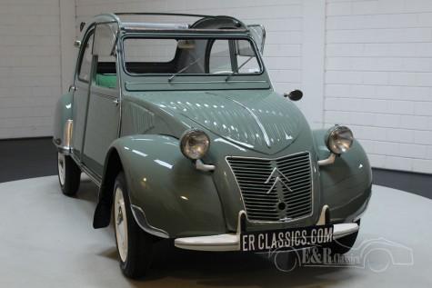 Citroen 2CV AZ 1960 kaufen