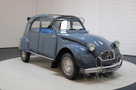 Citroën 2CV kaufen
