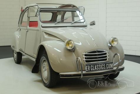 Citroën 2CV AZAM 1966  kaufen