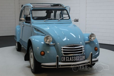 Citroën 2CV AZ 602cc 1972 kaufen