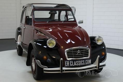 Citroën 2CV6 Charleston 1983  kaufen