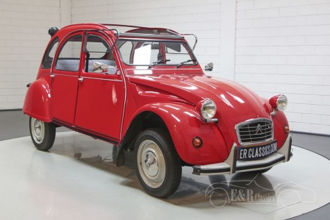 Citroën 2CV Spécial kaufen