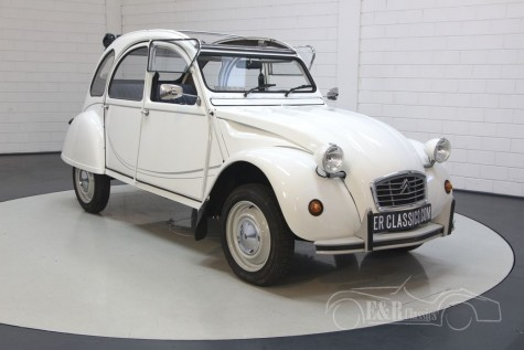 Citroën 2CV Club kaufen