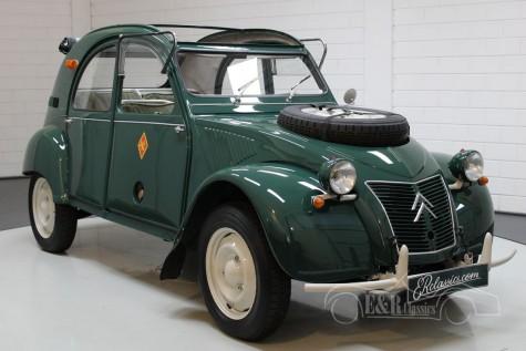Citroen Sahara 2CV 1964 kaufen