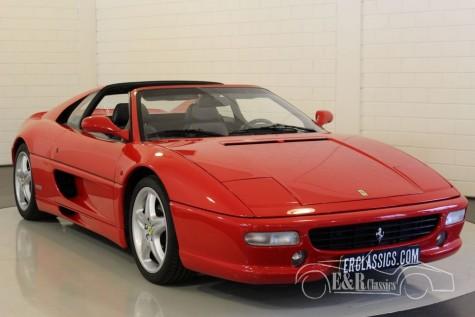 Ferrari F355 GTS F1 47.200 Km 1998  kaufen