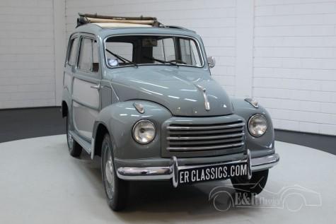 Fiat 500C Topolino Belvedere 1952  kaufen