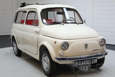 Fiat 500 Autobianchi Giardiniera 1969  kaufen
