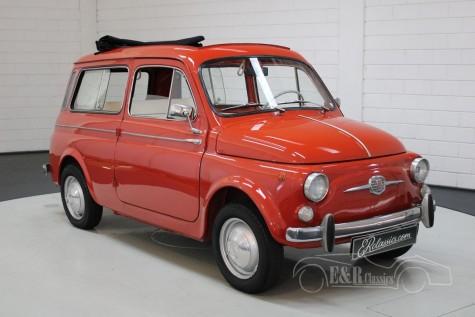 Fiat Giardiniera Bianchina 1963 kaufen
