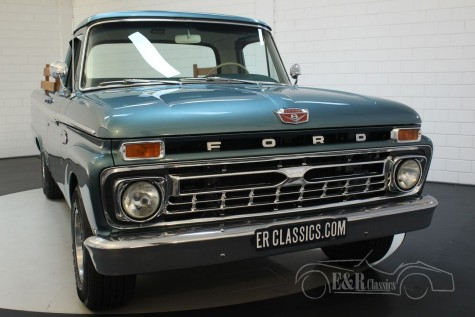 Ford F100 Custom Cab Pickup 1966  kaufen