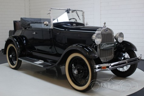 Ford Model A 1929  kaufen