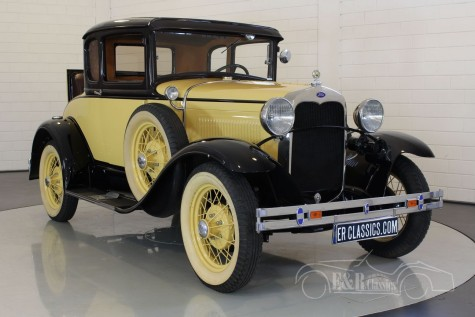 Ford Model A Deluxe coupe 1930  kaufen