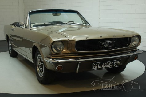 Ford Mustang convertible 1966  kaufen