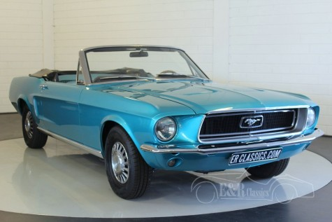 Ford Mustang V8 Convertible 1968 kaufen