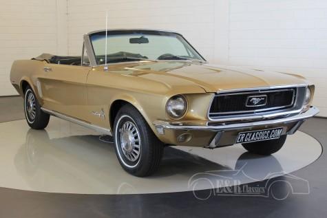 Ford Mustang Cabriolet V8 1968  kaufen
