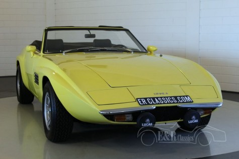 Intermeccanica Indra 1972 kaufen