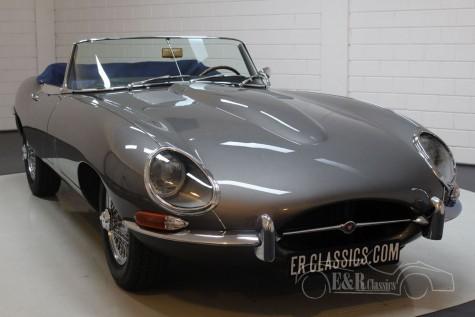 Jaguar E-Type S1 Kabriolett 1965 kaufen
