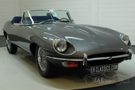 Jaguar E-Type Series 2 cabriolet 1968 kaufen