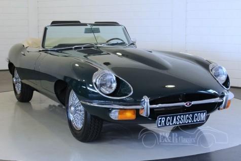 Jaguar E-type Series 2 Cabriolet 1970  kaufen