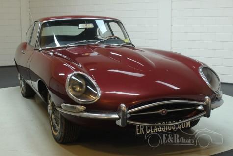Jaguar E-Type S1 FHC 1967 kaufen