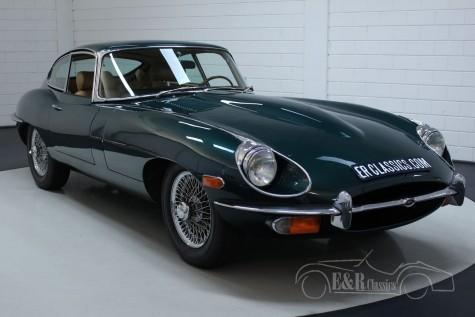 Jaguar E-type Series 2 coupé kaufen