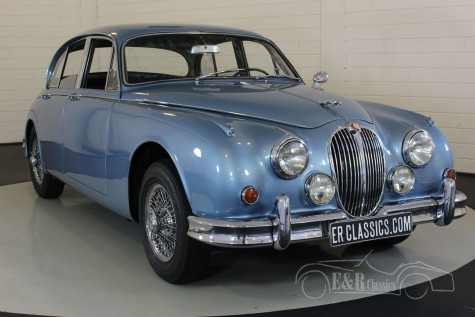 Jaguar MKII 1960  kaufen