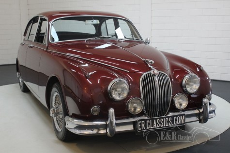 Jaguar MK2 Saloon 3.8 1960 kaufen
