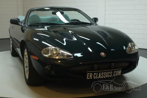 Jaguar XKR kabriolett 1998  kaufen