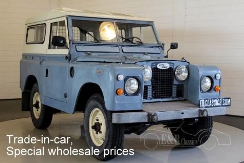 Land Rover 88 Series II A 1963 kaufen