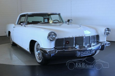 Lincoln Continental MK2 Hardtop coupe 1956  kaufen