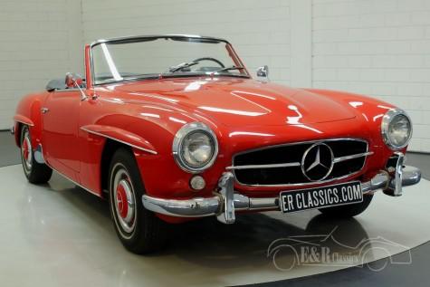 Mercedes-Benz 190SL Kabriolett 1961 kaufen