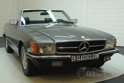 Mercedes Benz 280SL 1980 Kabriolett  kaufen