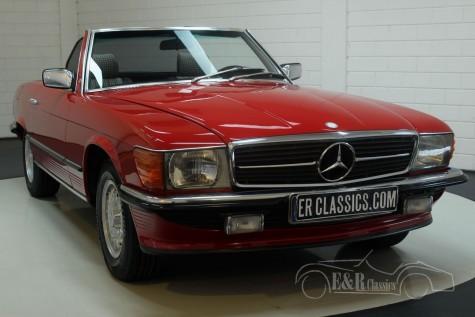 Mercedes Benz 380SL Kabriolet 1985  kaufen