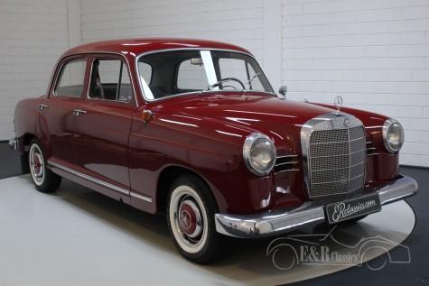 Mercedes-Benz 180 Ponton 1961 kaufen