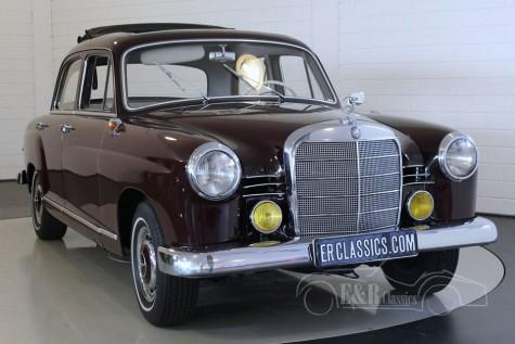 Mercedes-Benz 190D Ponton  kaufen
