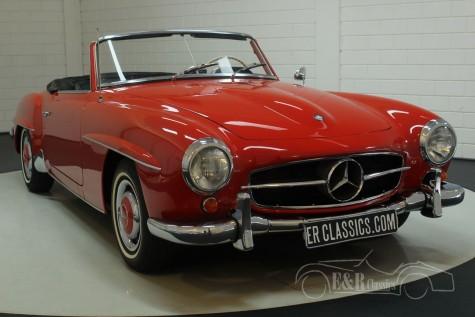Mercedes-Benz 190 SL Kabriolett 1962  kaufen